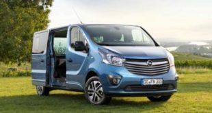 Opel Vivaro Life заменит вам мотель в путешествии