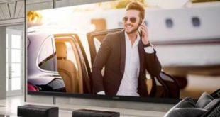 Представлен 262-дюймовый телевизор за полмиллиона долларов