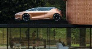 Неожиданно и смело: Renault Symbioz стал продолжением дома